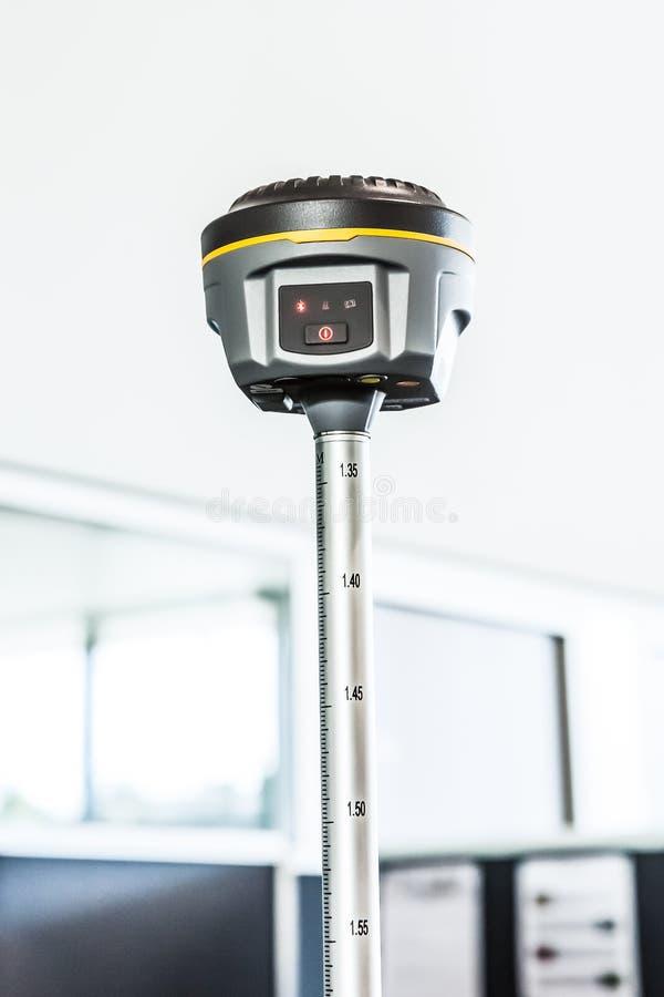 Popielaty fotogrametrii narzędzie z Kończę studia Metering zdjęcie royalty free
