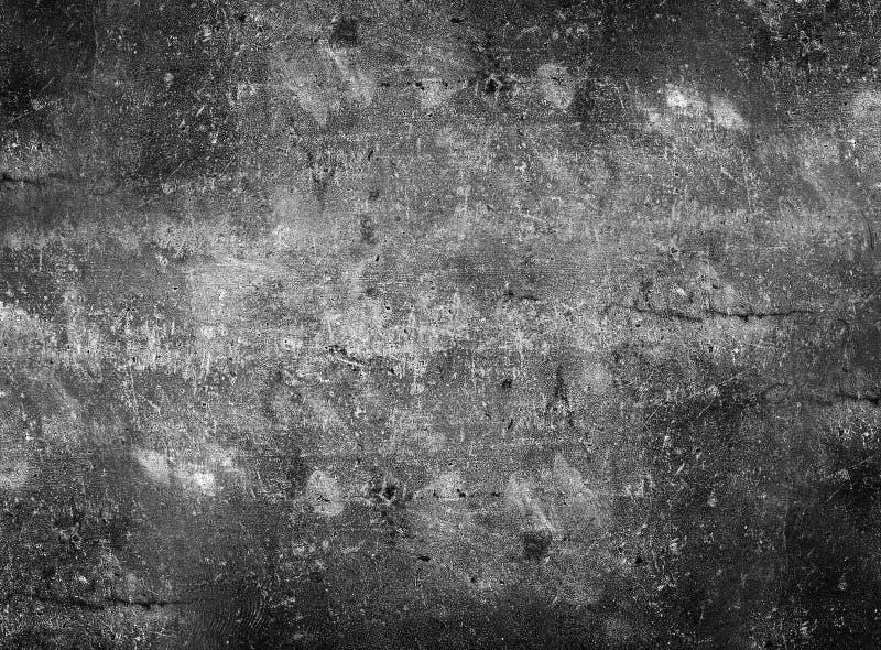 Popielaty grunge textured ściana zdjęcia stock