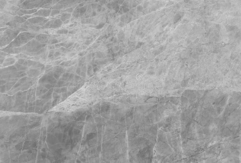 Popielaty marmurowy tekstury tło, abstrakt marmurowej tekstury naturalni wzory dla projekta obrazy stock