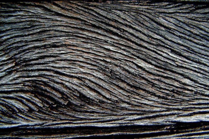Popielaty stary drewniany tekstury tło zdjęcia royalty free