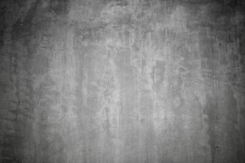 Popielaty surowy cement z narysem zdjęcie stock