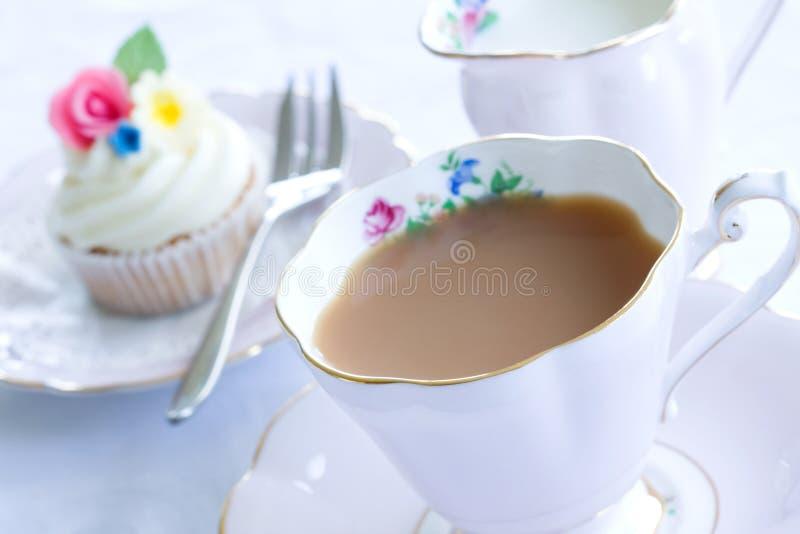 popołudniowa herbata zdjęcia royalty free