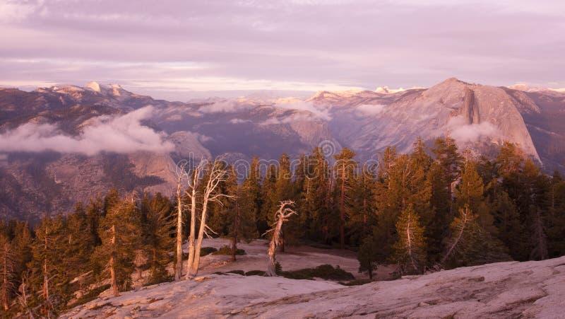 popołudniowej kopuły przyrodnia hoffman opóźniona góra zdjęcia stock
