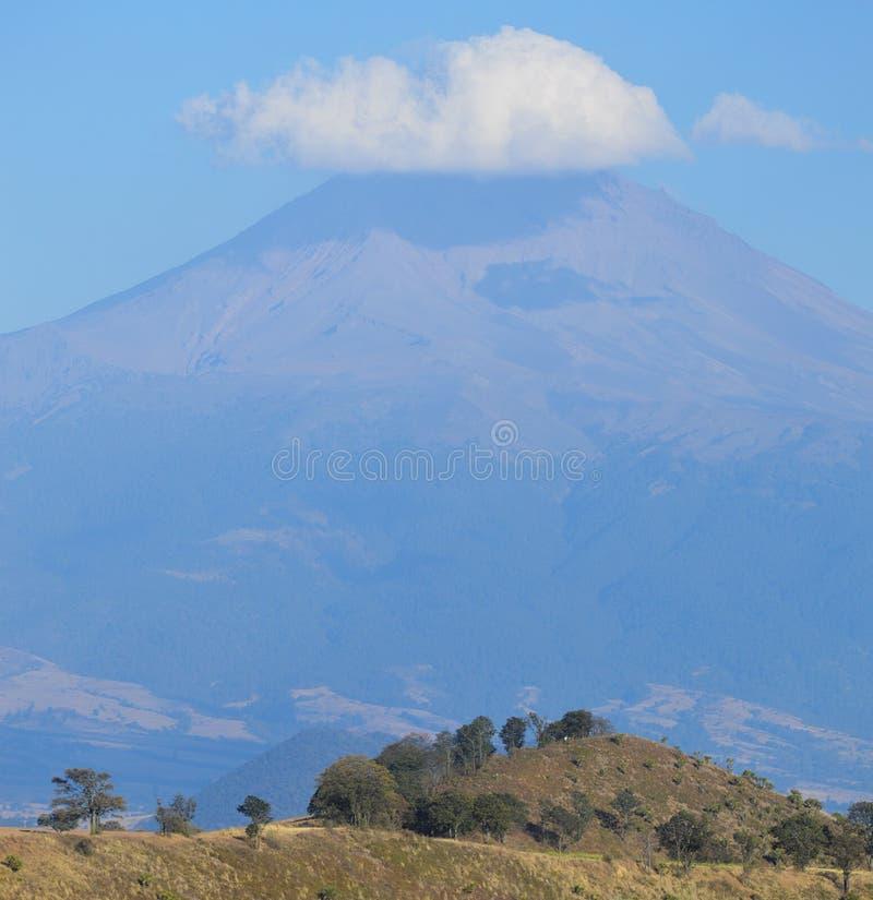 Popocatépetl fotos de archivo libres de regalías