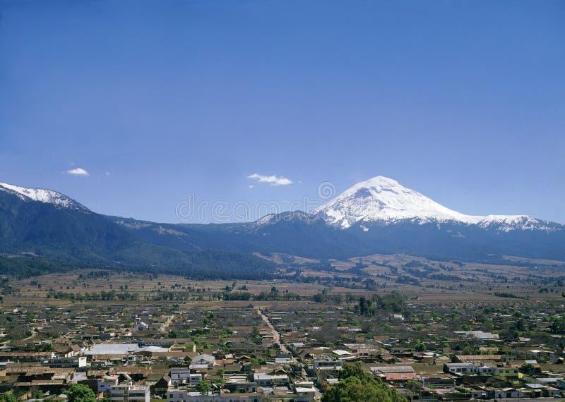 Popocatepetl wulkan fotografia royalty free