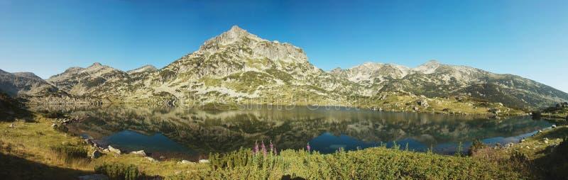 Popovo Lake in Pirin National Park,Bulgaria stock photos