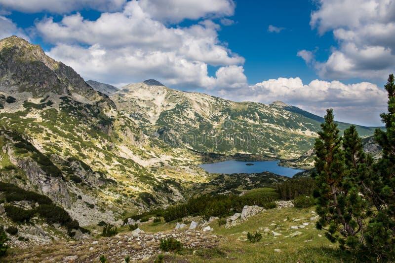 Popovo sjö royaltyfri foto