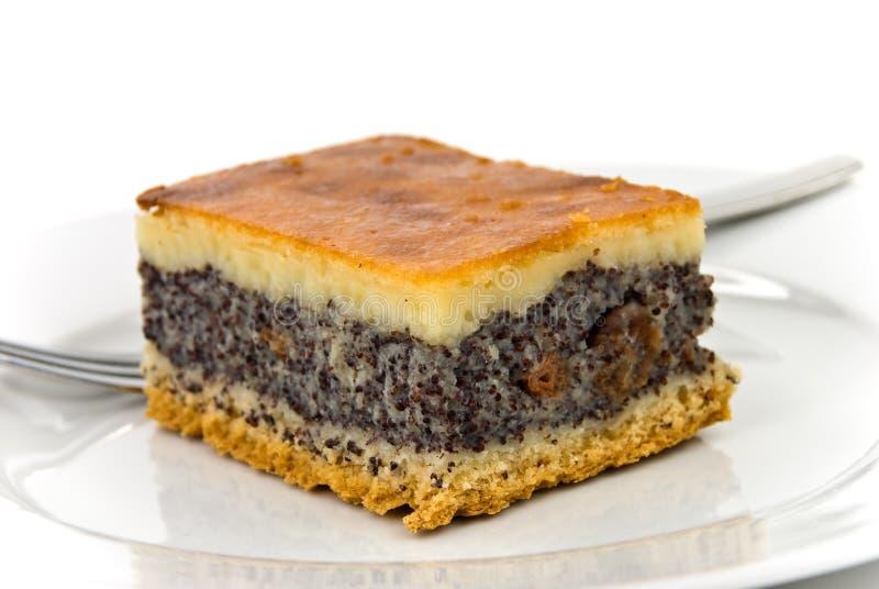 Download Poppy Cream Pie With Honey Crust Stock Image - Image of cream, creamy: 7063625
