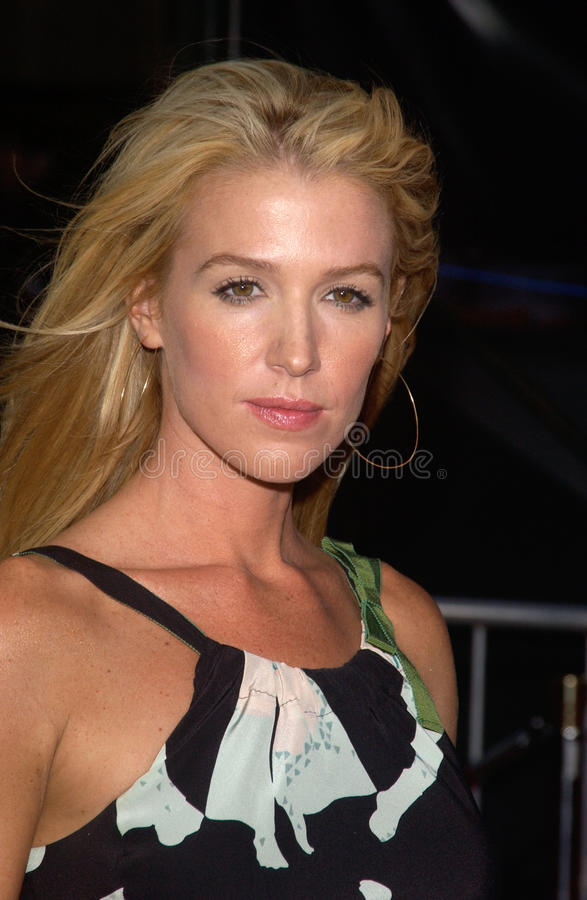 Download Poppy Montgomery editorial stock photo. Image of collateral - 27213818