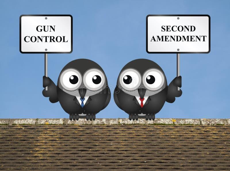 poprawka po drugie zdjęcia stock