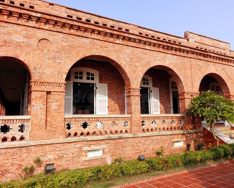 Poprzedni Brytyjski konsulat w Kaohsiung w Tajwan obraz royalty free