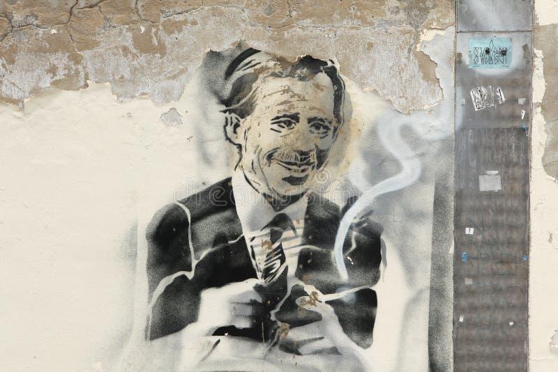 Poprzedni Czeski prezydent Vaclav Havel zdjęcia stock