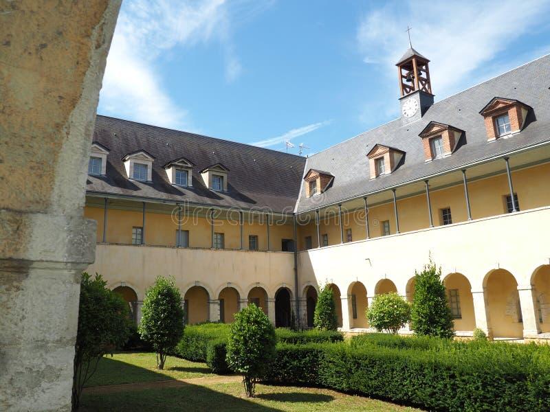 Poprzedni klasztor urszulanki zdjęcia stock