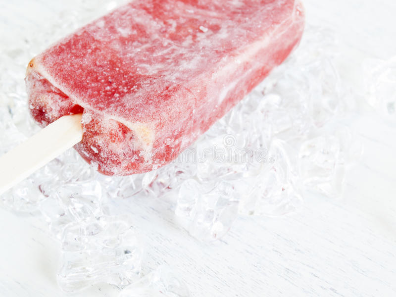 Popsicle stock image