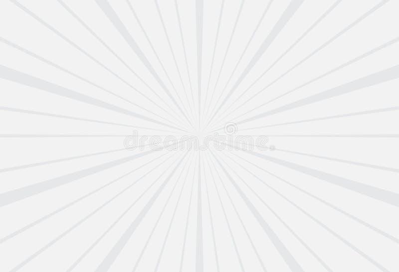 Populäre weiße Strahlnsonnenlichtsternexplosionshintergrund-Fernsehweinlese stockbilder