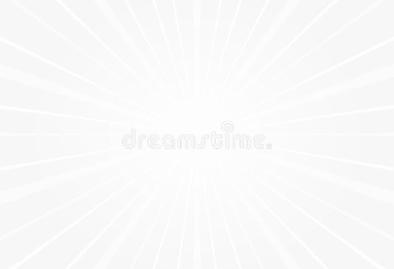 Populäre weiße Strahlnsonnenlichtsternexplosionshintergrund-Fernsehweinlese lizenzfreie stockfotos