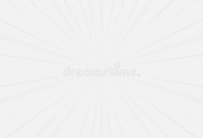 Populäre weiße Strahlnsonnenlichtsternexplosionshintergrund-Fernsehweinlese lizenzfreie stockbilder