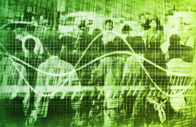 População ilustração do vetor