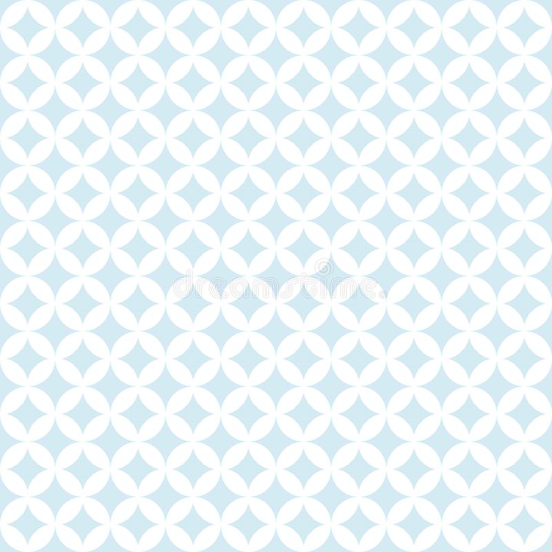 Populaire abstracte lichtblauwe Europese schitterende ovale cirkelstapel stock illustratie