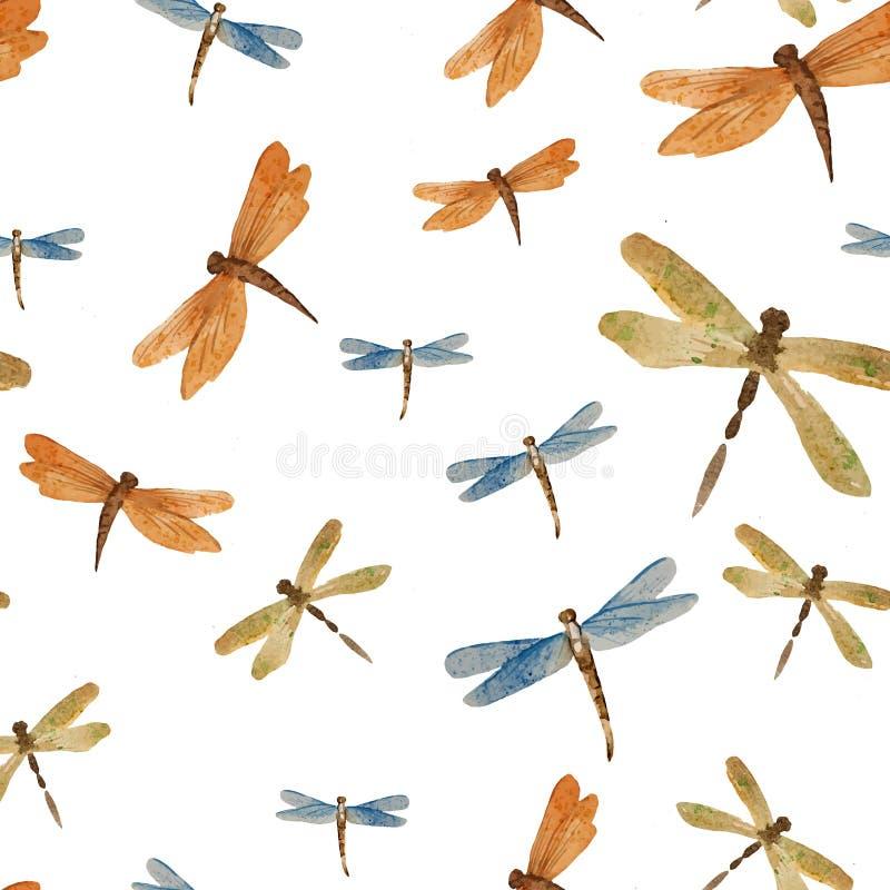 Populaire de papier peint de papillon d'art de modèle nouveau illustration de vecteur