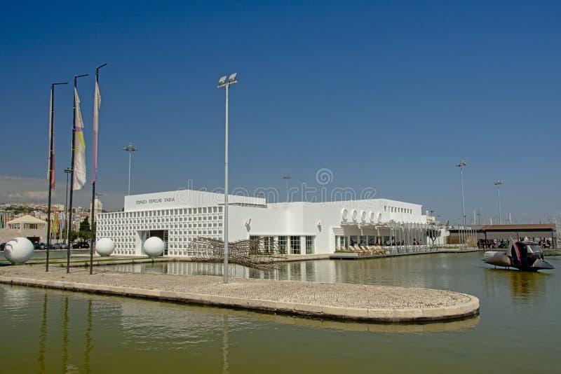 Popular art museum, Belem, Lisbon stock photos