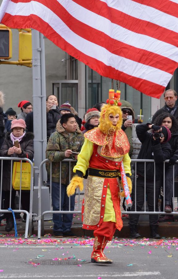 The Monkey King royalty free stock images