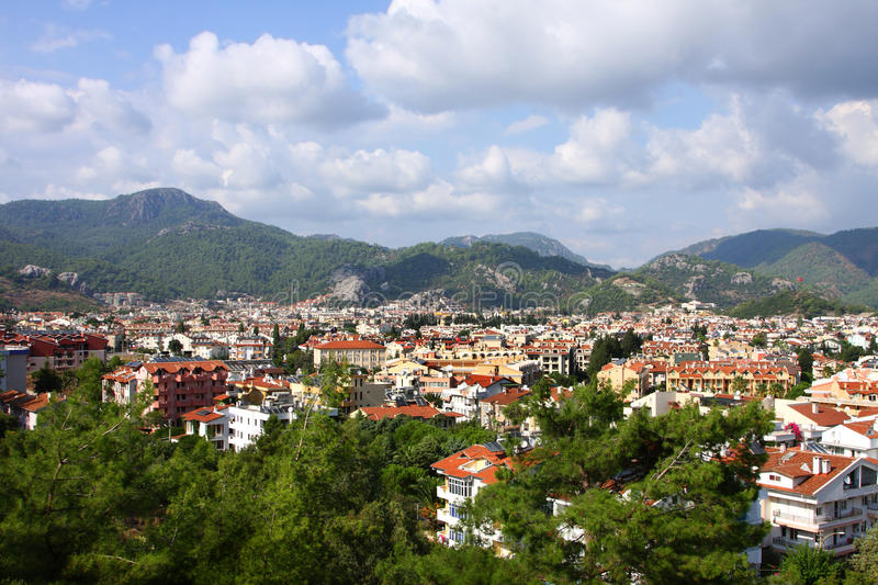 Download The Popular Resort City Of Marmaris In Turkey Stock Photo - Image: 14516308