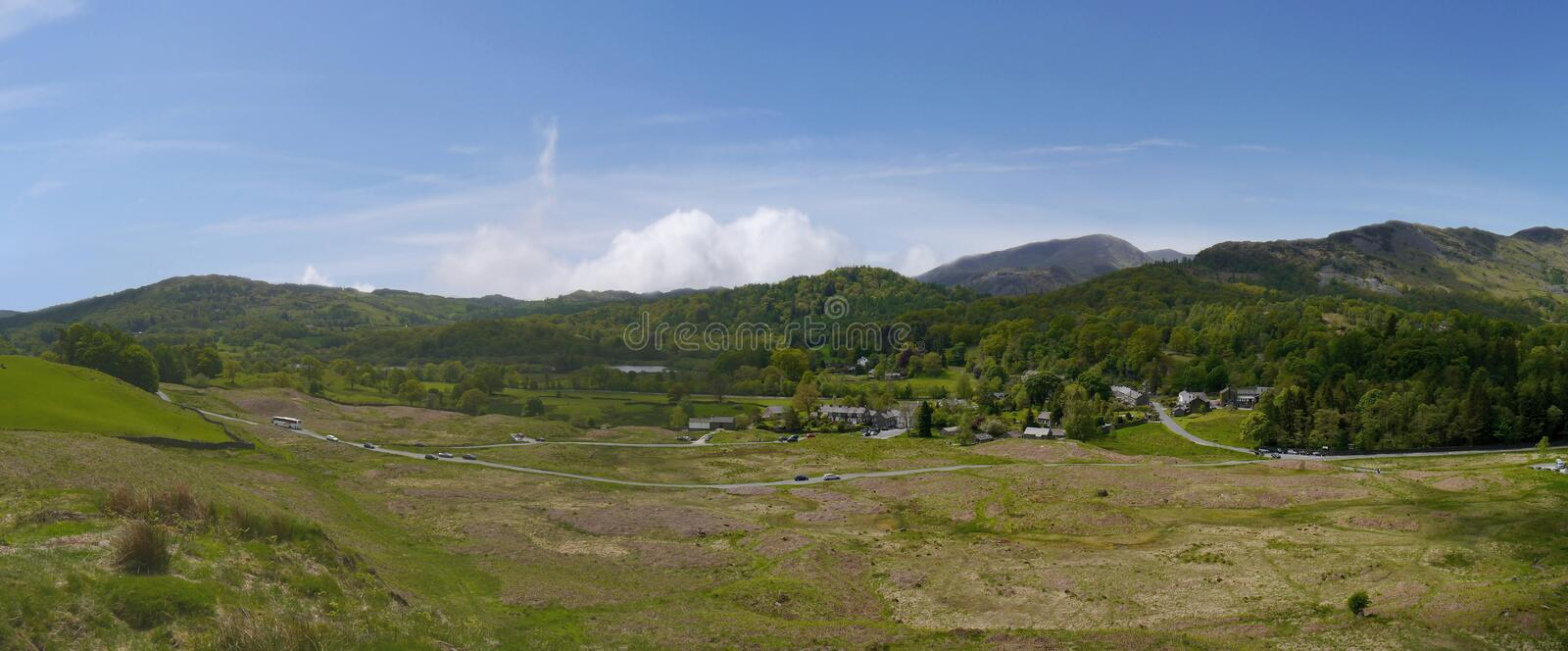 Download Popular Tourist Attraction Of Elterwater Stock Image - Image: 36176877
