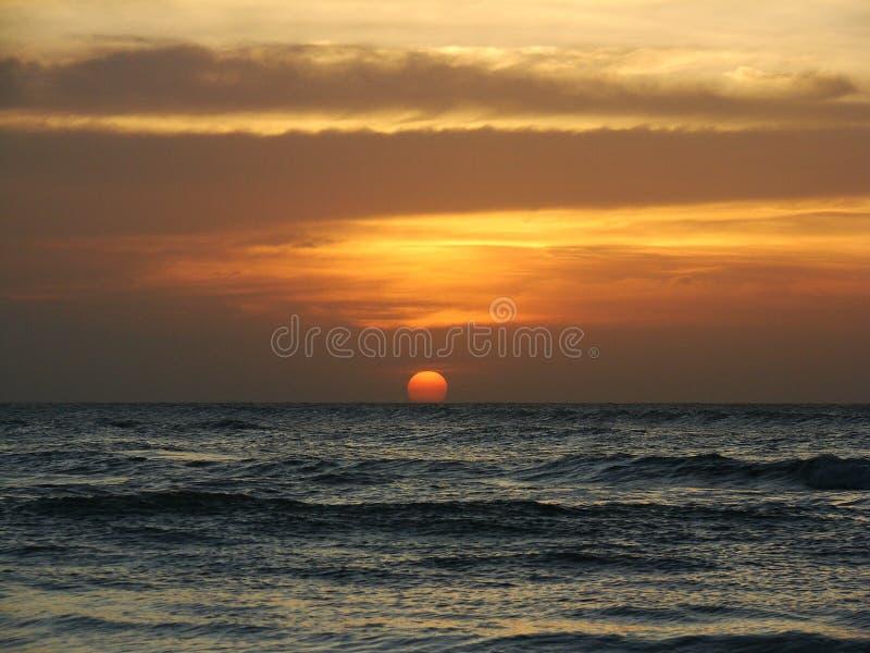 Por do sol 04 imagens de stock