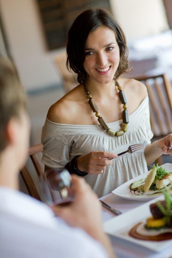 Pora lunchu zdjęcie royalty free