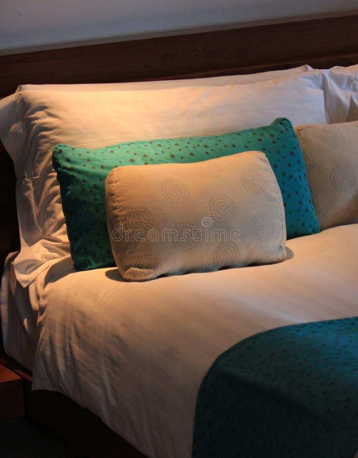 Pora snu w hotelowym apartamencie zdjęcie stock