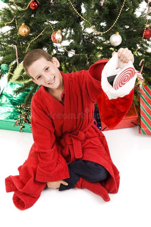 poranek bożonarodzeniowy obraz royalty free
