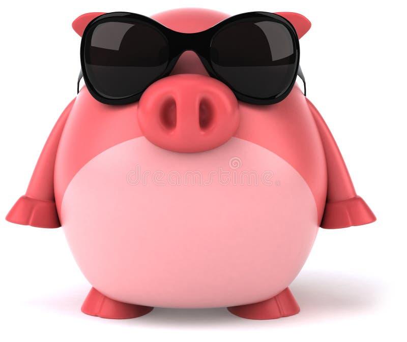 Porc illustration stock