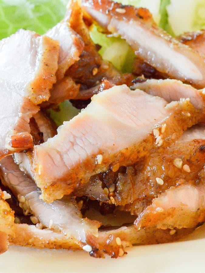 Porc bouilli images stock