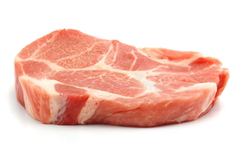 Porc frais photos libres de droits