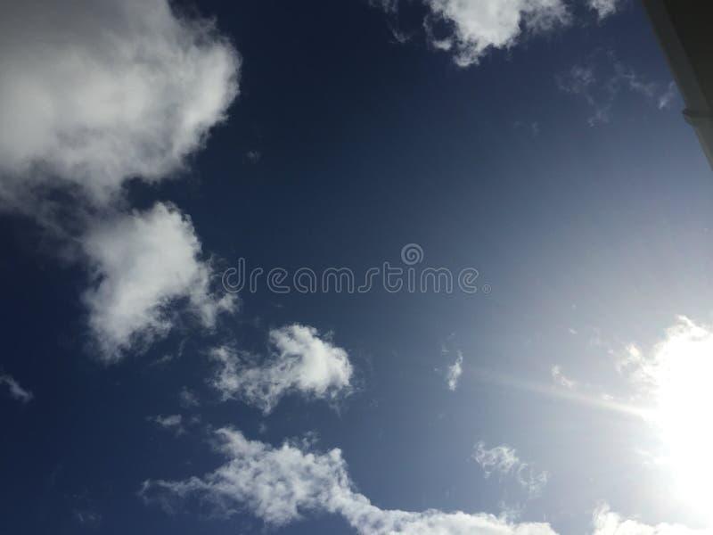 Porcaline moln arkivbilder