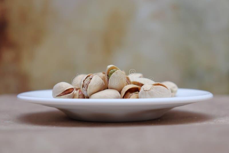 Porcas de pistache - um símbolo da riqueza na Pérsia antiga imagem de stock royalty free