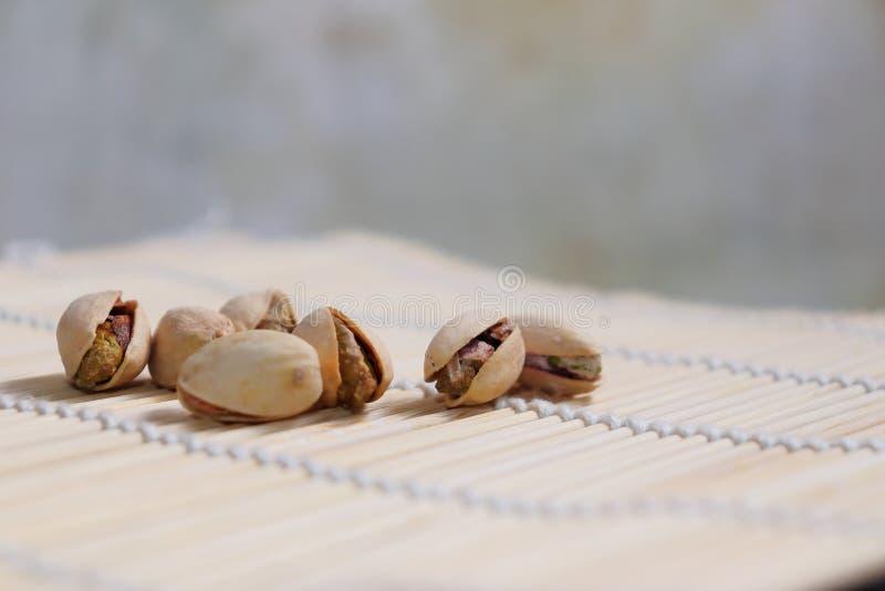 Porcas de pistache - um símbolo da riqueza na Pérsia antiga foto de stock royalty free