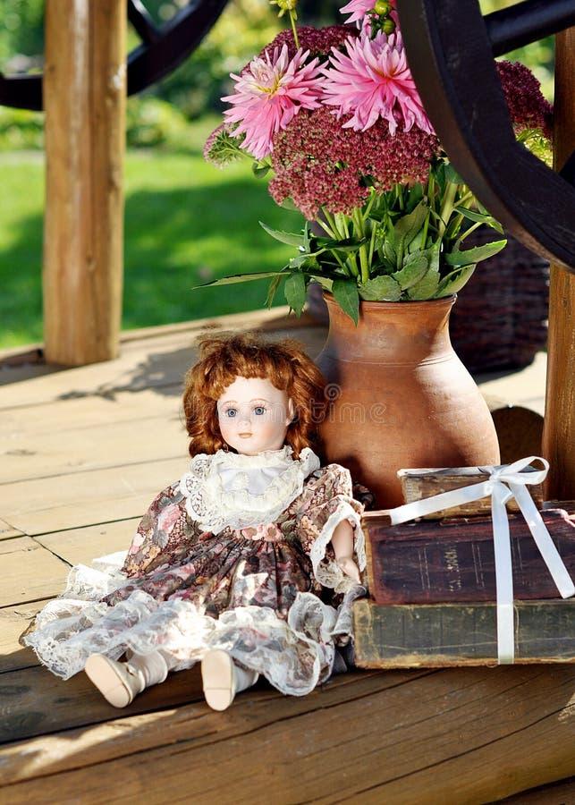 Free Porcelain Doll Stock Photo - 21582850