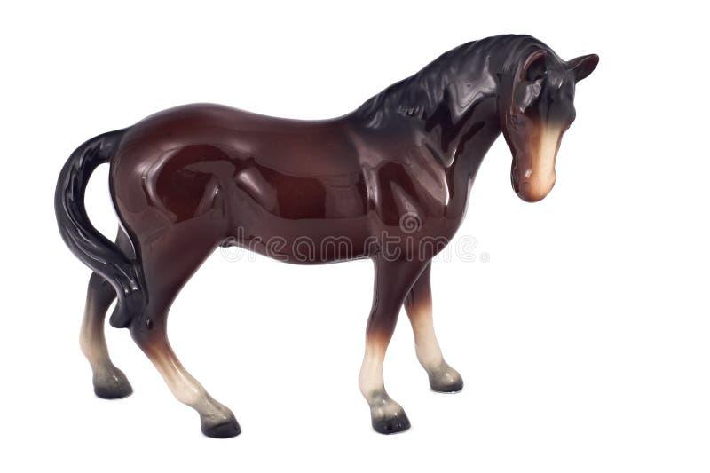 Download Porcelain Horse Stock Photo - Image: 521540