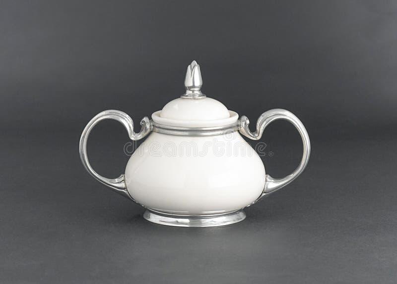 Download Porcelain pot stock image. Image of drink, beverage, handle - 25179251