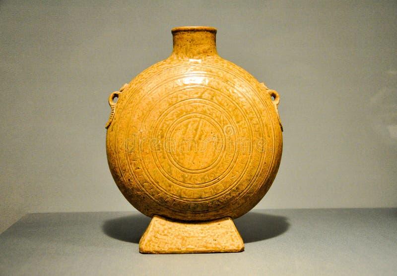 Porcelain pot stock foto's