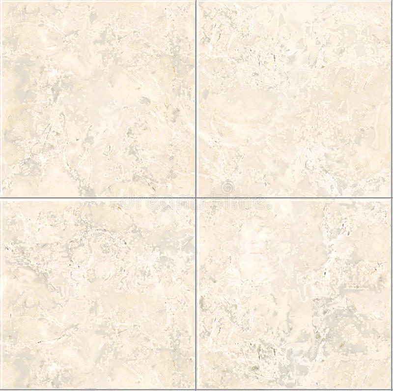 Download Porcelain Tile Seamless Texture Map For 3d Graphics Stock Illustration