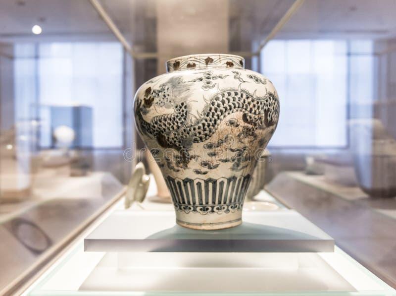 Porcelaine coréenne photos stock