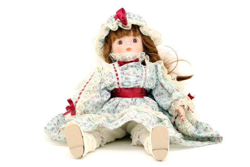 porcelaine de poupée image libre de droits