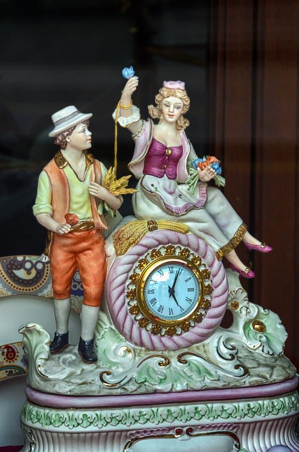 Porcelana antiga do pulso de disparo imagem de stock royalty free