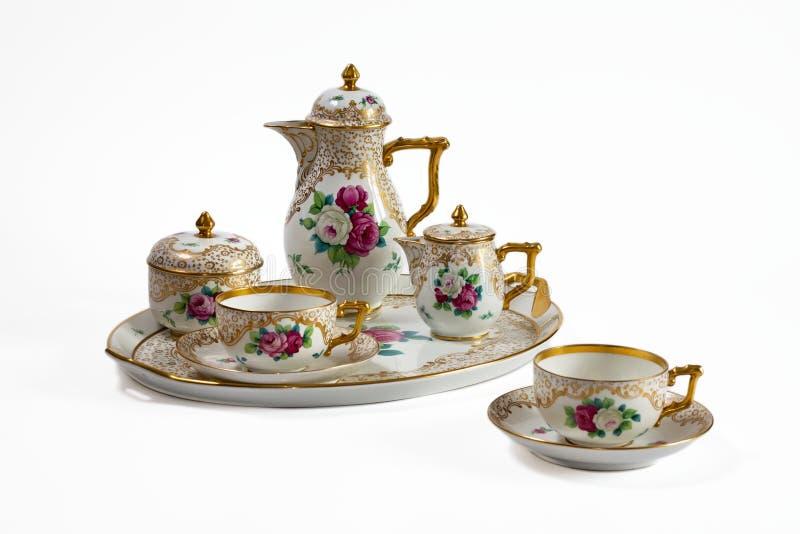 Porcelana antigua Rosenthal imagenes de archivo