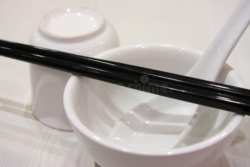 Porcelana chinesa fotografia de stock royalty free