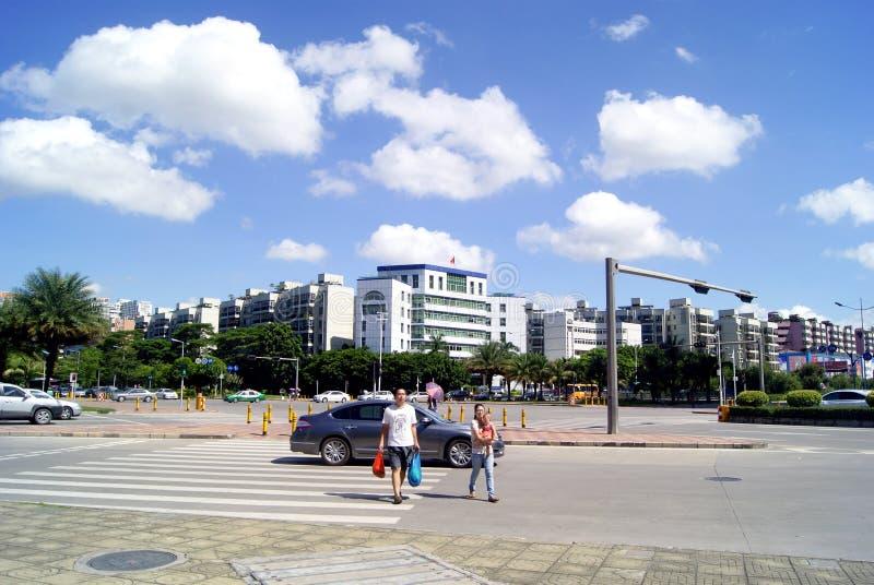 Download Porcelana De Shenzhen: Tráfego De Cidade Foto de Stock Editorial - Imagem de branco, fundo: 26510913