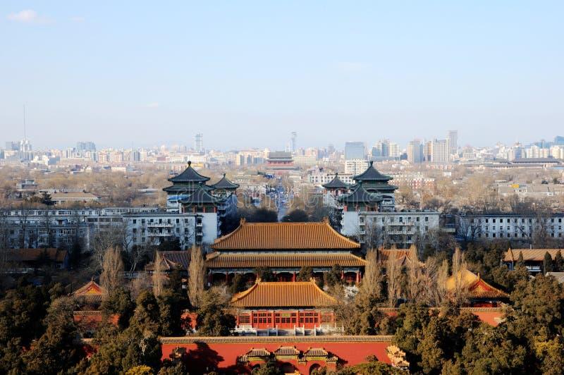 Porcelana do Pequim foto de stock